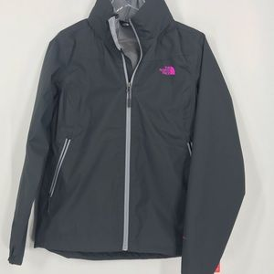 North Face water proof jacket with zipper pockets.